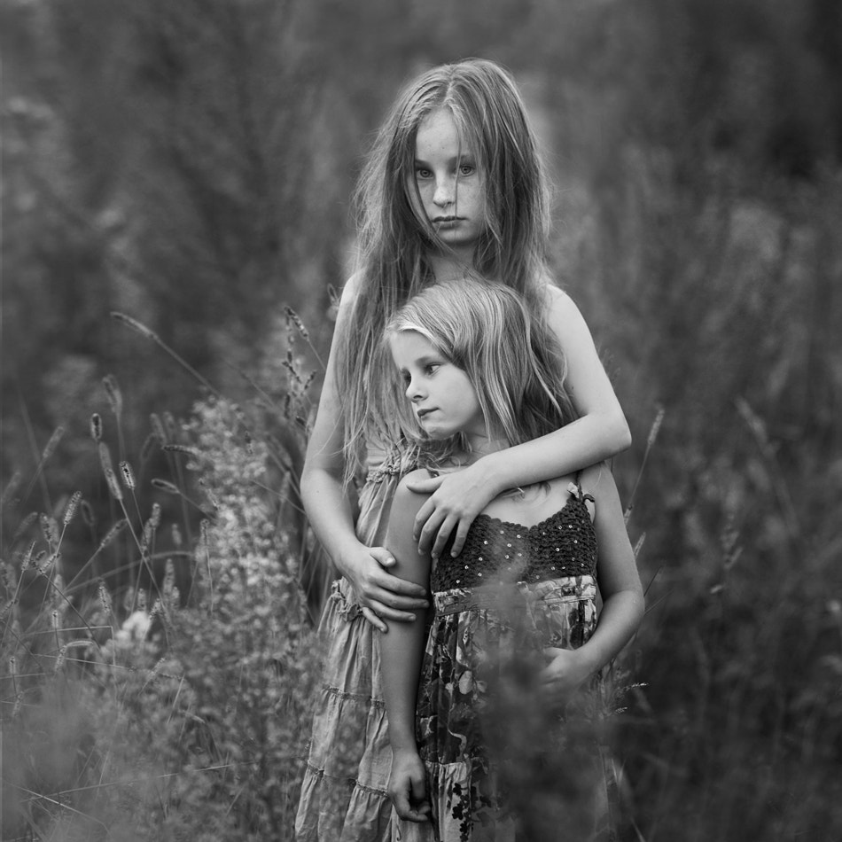 Photograph The Big Sis by Magdalena Berny on 500px
