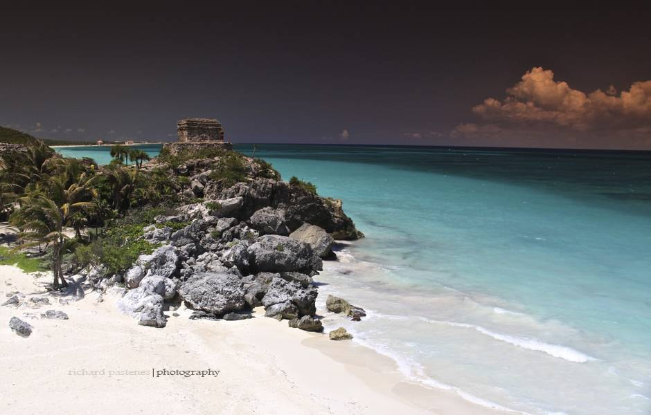 Photograph Tulum Ruins by Richard Pastenes on 500px