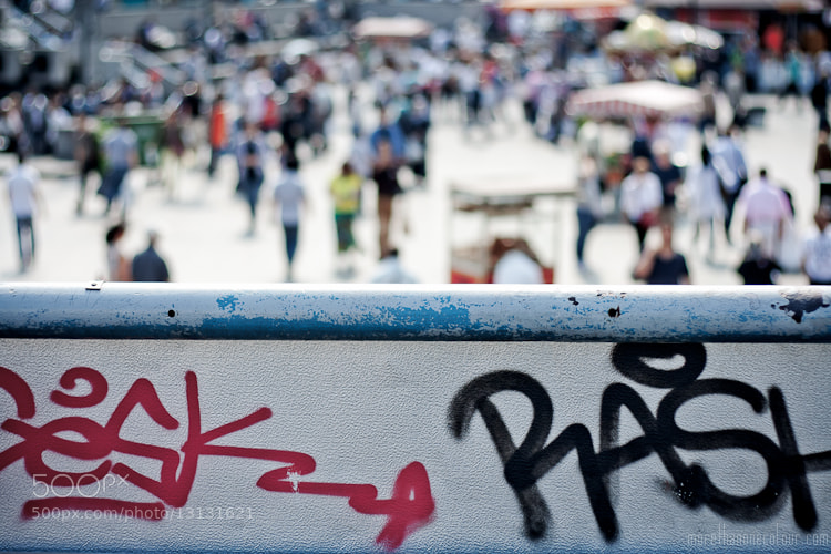 Photograph Street voice by Magmyska . on 500px