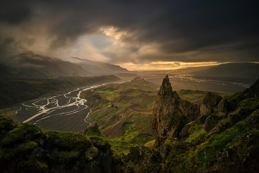 Valahnúkur by Swen strOOp on 500px.com