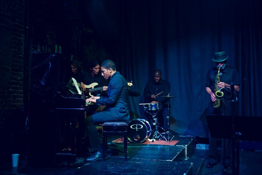 Andre Chez Lewis Concert