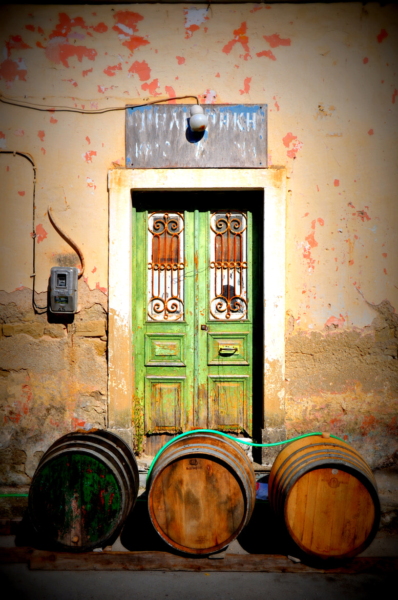Photograph Wine barrels by Johan Brouwer on 500px