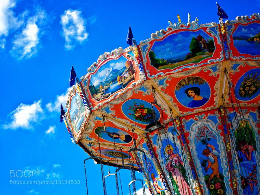 Photograph Bavarian Carousel by Georg Tueller on 500px