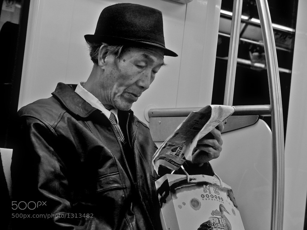 Photograph Morning news with duck. by Roman Schatz on 500px