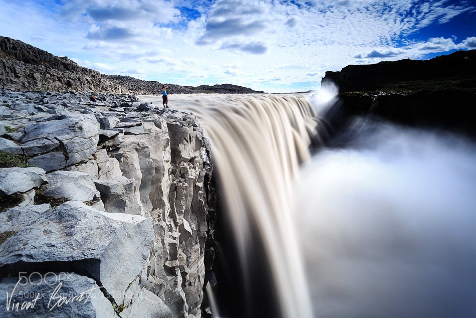 Photograph Dettifoss by Vincent BOURRUT on 500px