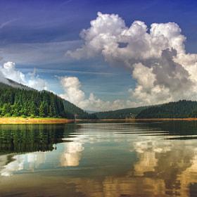 """Fantanele Lake""  by Osher Partovi (oqde)) on 500px.com"