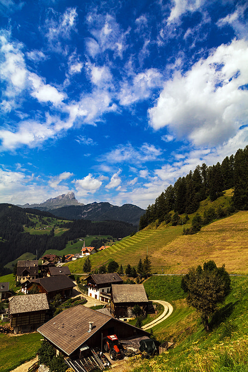 Photograph Dolomites 02 by Teo Teo on 500px