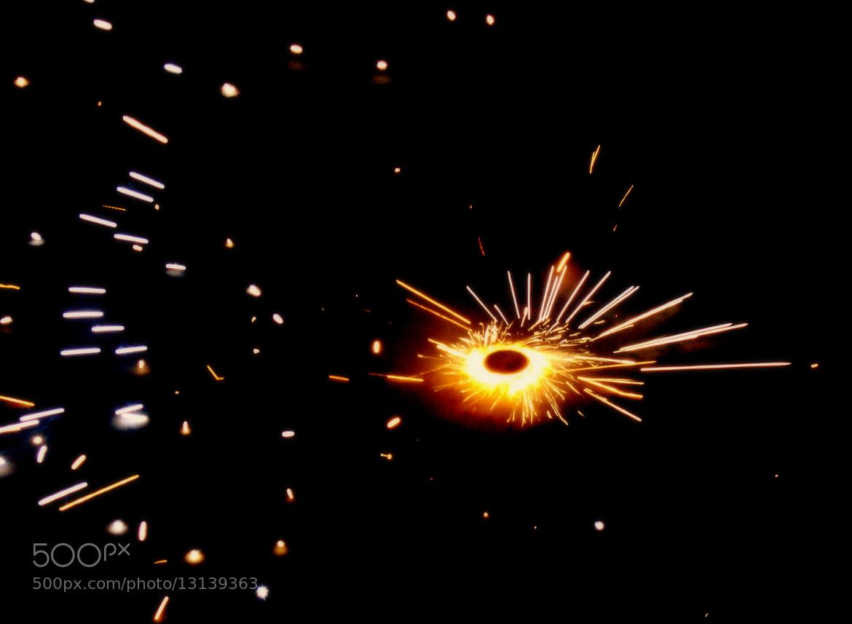 Photograph Land Wheel Firecracker   by P.S Kavya on 500px