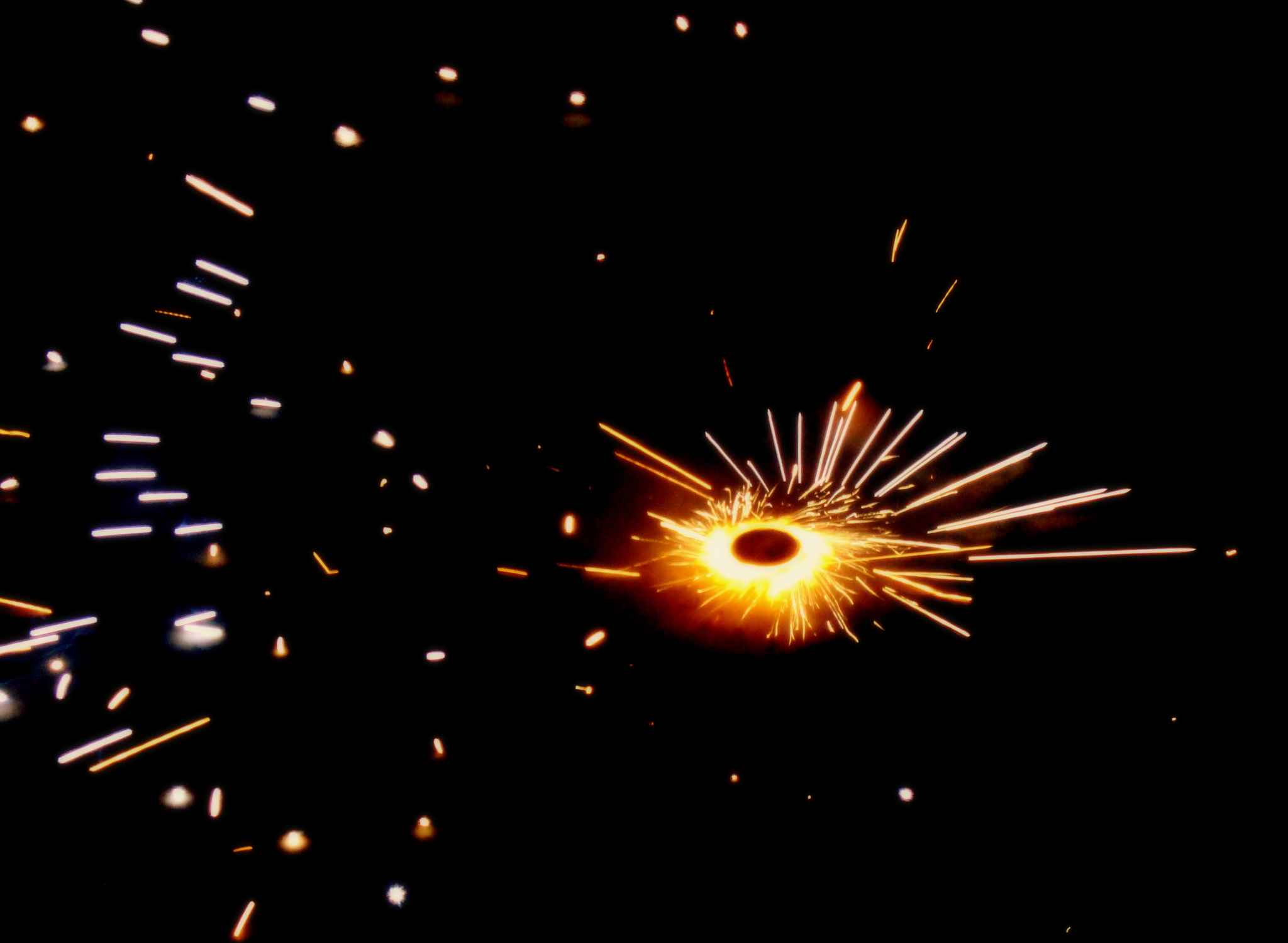 Photograph Land Wheel Firecracker   by P.S Kavya on 500px