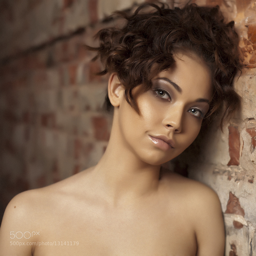 Photograph Kristina by Serg Ivanov on 500px