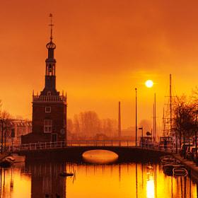 Daybreak in Alkmaar by Allard Schager (AllardSchager) on 500px.com