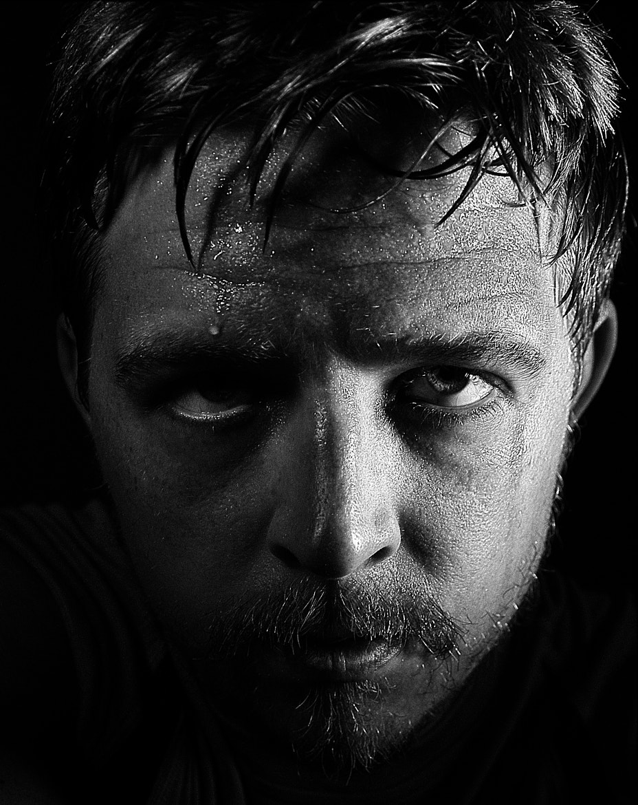 Photograph Sweat Portrait by Sean Skube on 500px