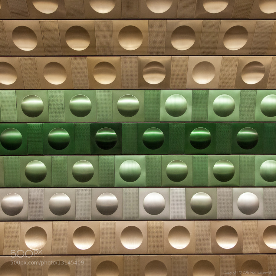 Photograph Prague Metro station by Peter Jot on 500px
