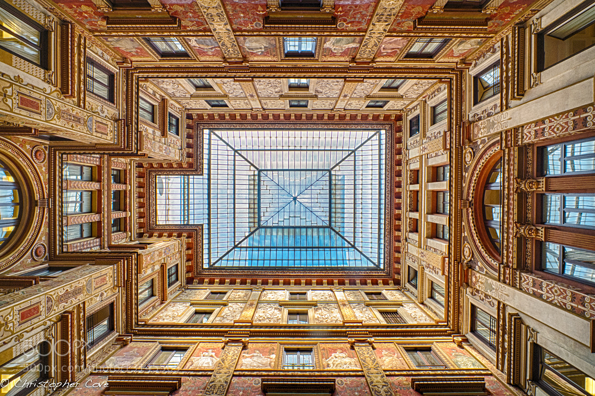 Photograph Roman Atrium by Christopher Cove on 500px