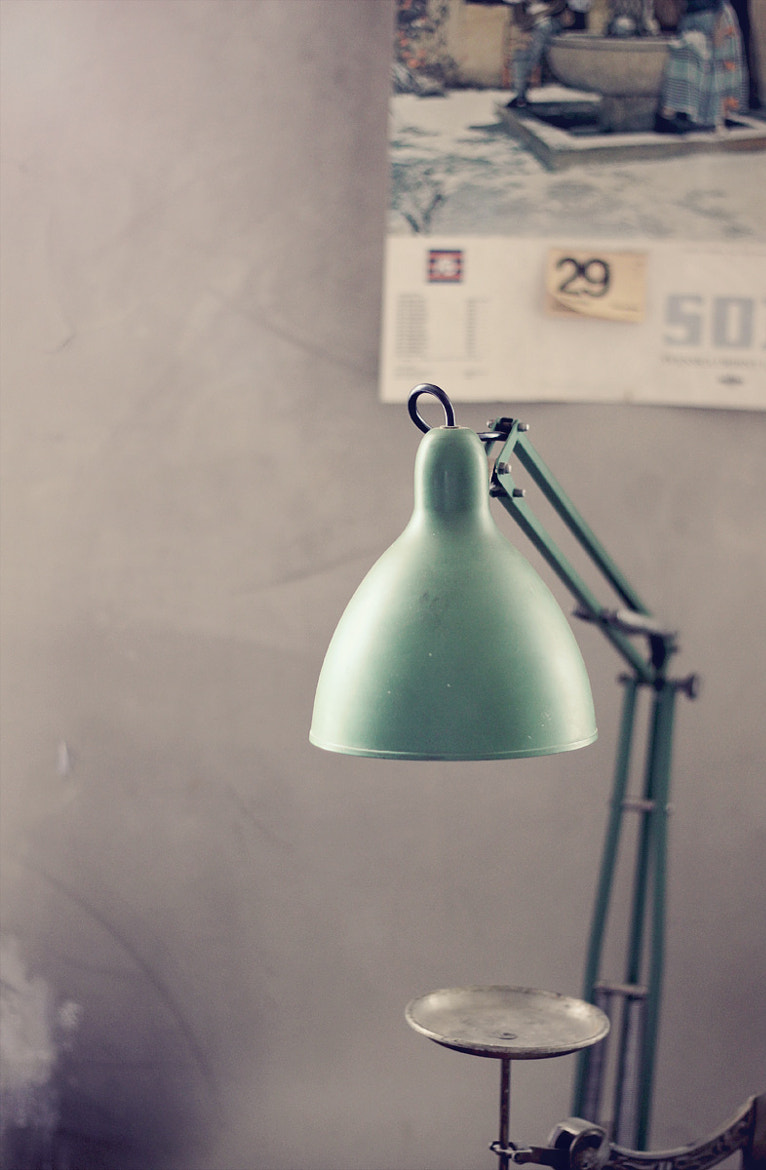 Photograph Lamp by Tobias Ahlin on 500px