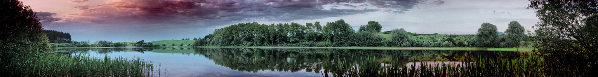 Photograph Panorama, Milawa, Poland by Piotr Zarzycki on 500px