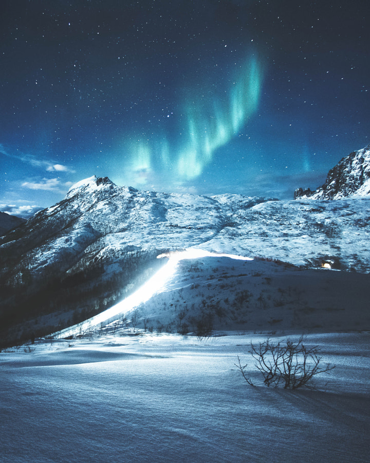 Night Lights by Juuso Hämäläinen on 500px.com