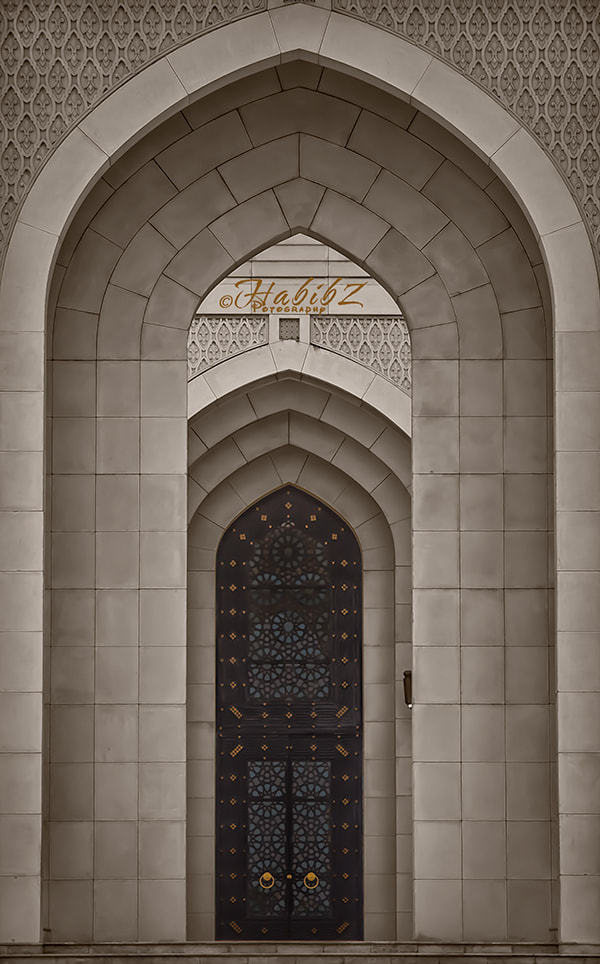 Photograph Entrance by Habib Zadjali on 500px