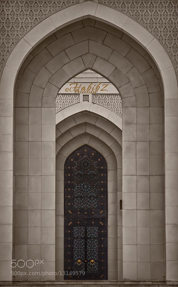 Photograph Entrance by Habib Zadjali on 500px