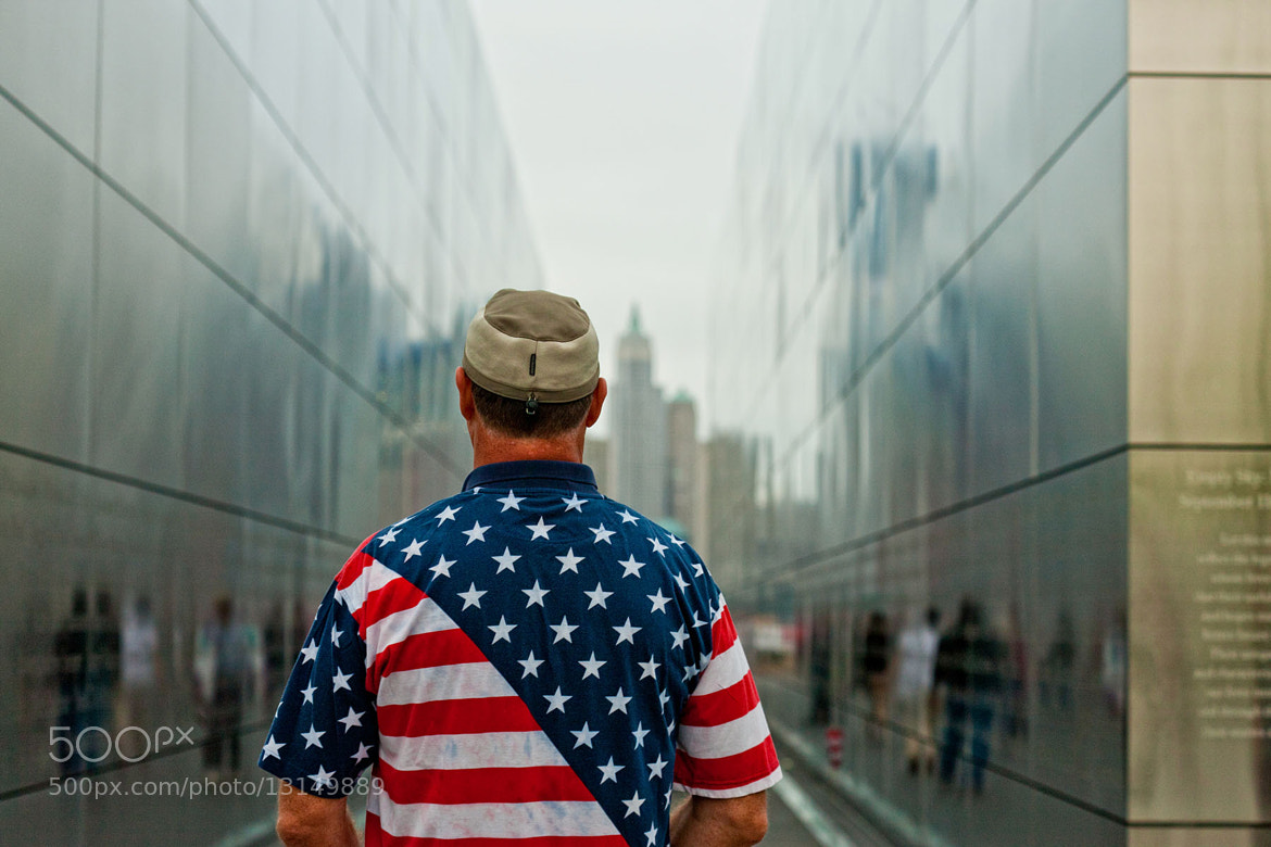 Photograph 9/11/11 New Jersey Memorial by Dorothy Brodsky on 500px