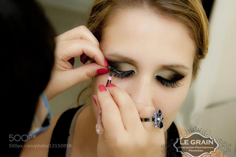 Photograph Bride Make Up by Maquiagem Profissional Minas Gerais on 500px