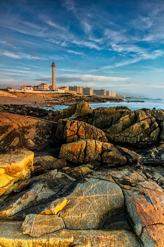 Photograph Lighthouse - view from the sea by Filipe Oliveira on 500px