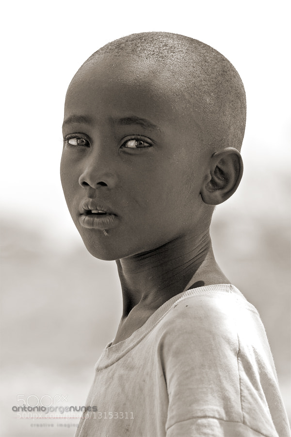 Photograph The Young Massai by António Jorge Nunes on 500px