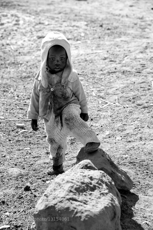 Photograph Zambia portrait by Nicole Cambré on 500px