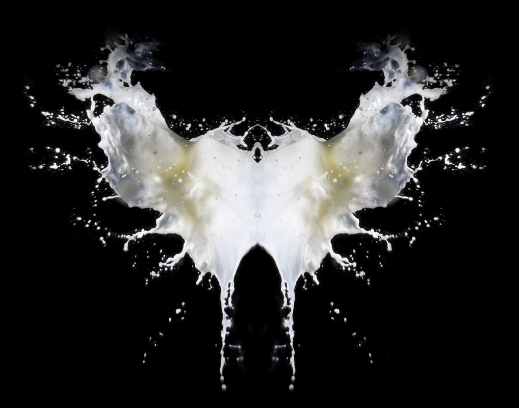 Photograph Rorschach Splash 2 by Kam Khan on 500px