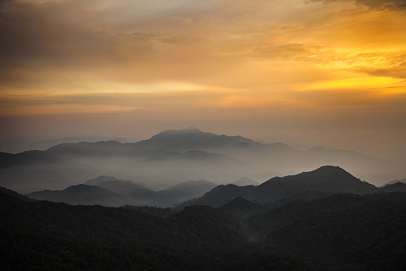 Photograph this morning at Genting by fook-seng liew on 500px