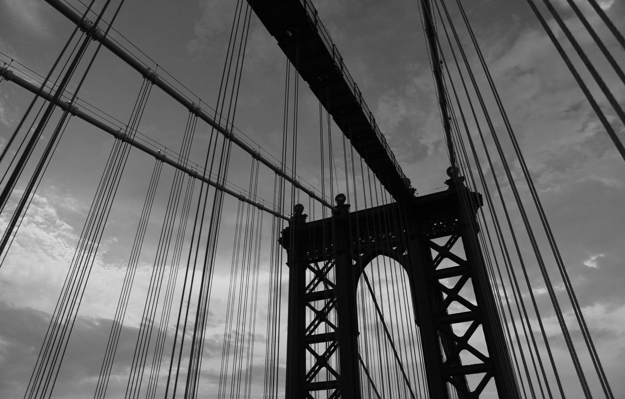 Photograph Brooklyn Bridge Arc by David Babayan on 500px