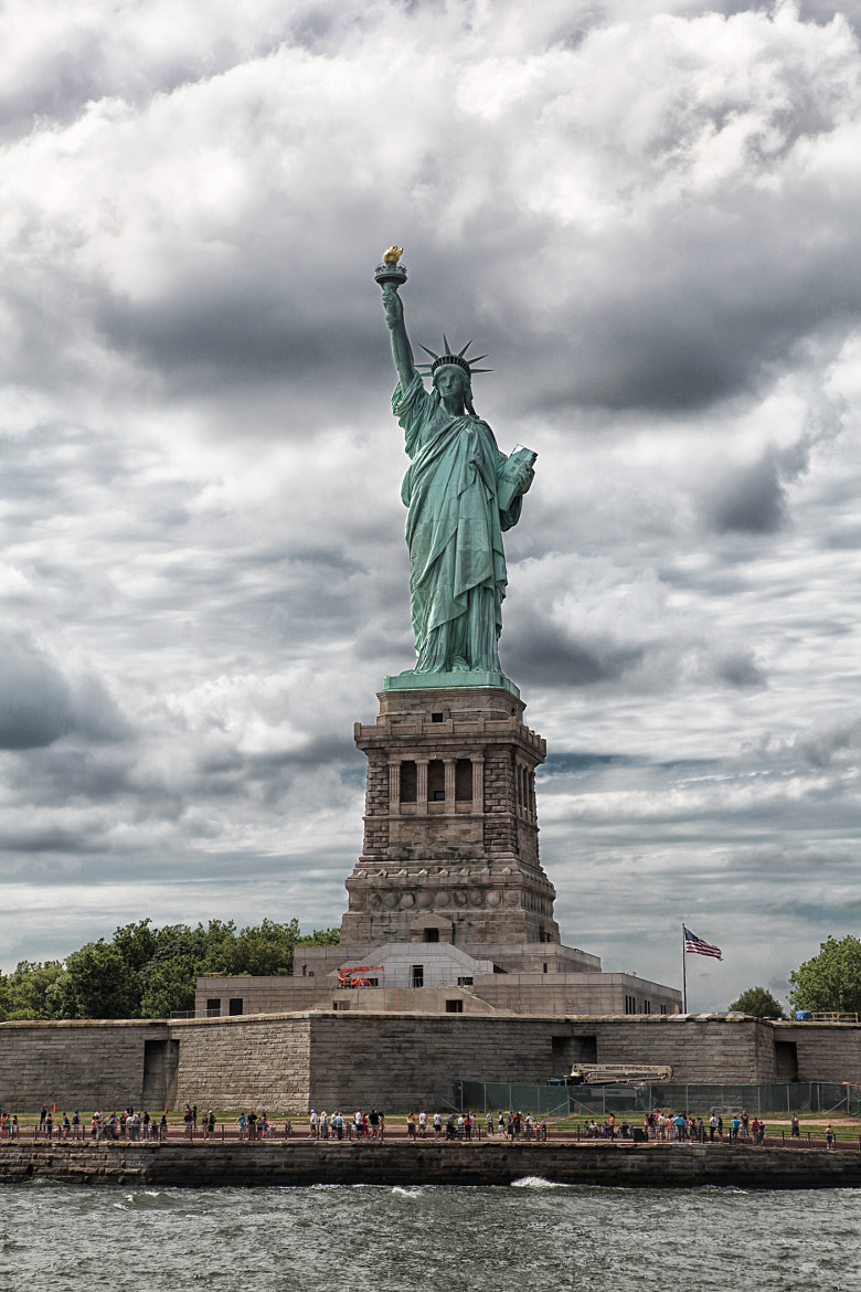 Photograph The Statue of Liberty by David Babayan on 500px