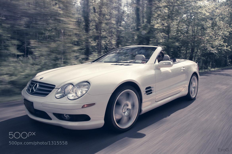 Photograph Mercedes SL 500 by Evano Gucciardo on 500px