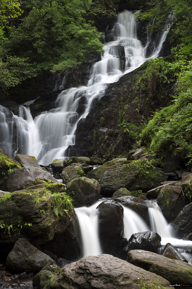 Photograph Torc Waterfalls - Ireland by Danilo Di Giovanni on 500px