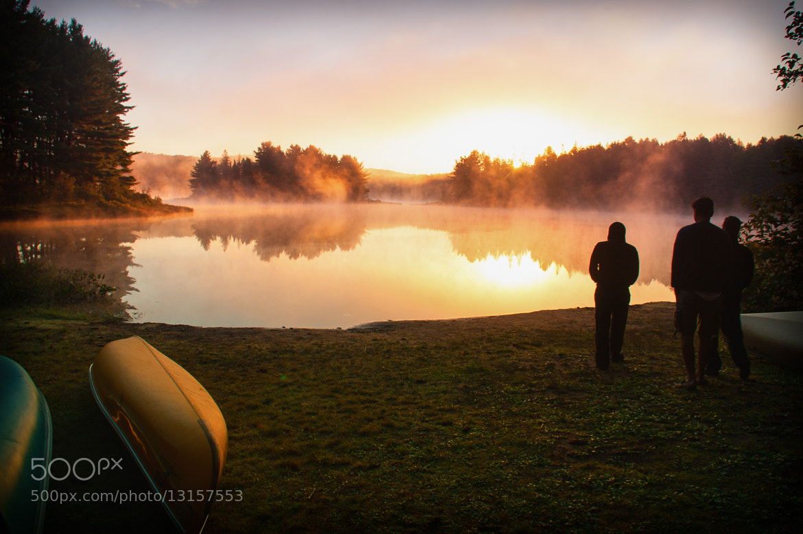 Photograph Morning in Algonquin by Ángeles Antolín Hoyos on 500px