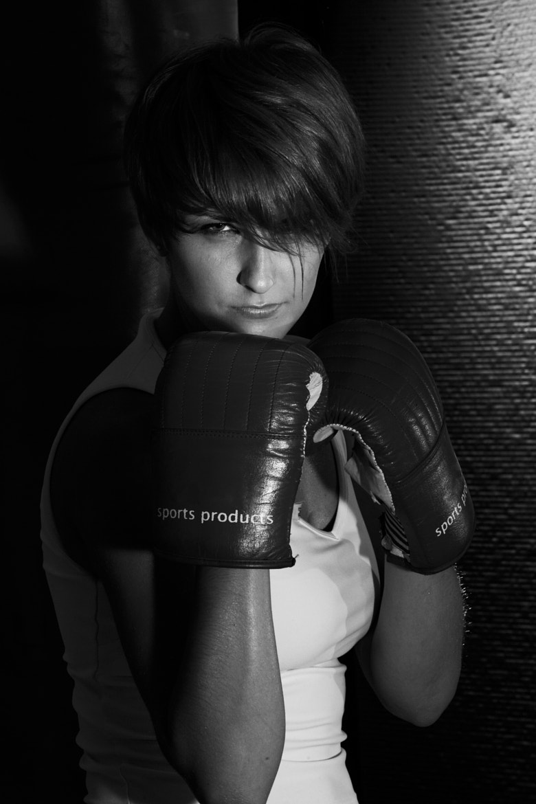 Photograph Fighter by Michal Besser on 500px