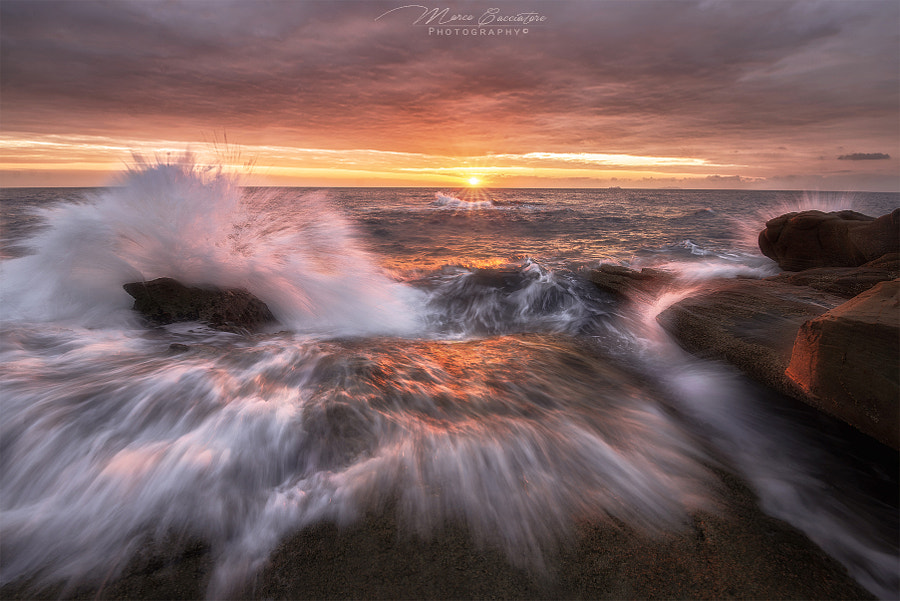 Sea of ​​Fire by Marco Cacciatore on 500px.com