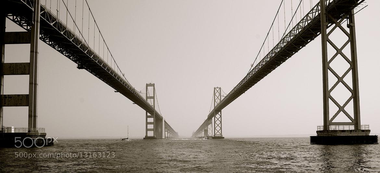 Photograph Chesapeake Bay Bridge by Brendan Lilly on 500px