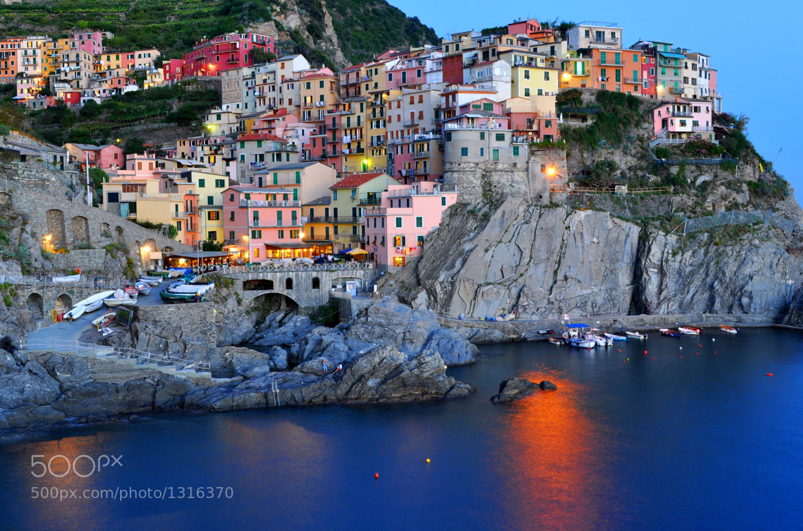 Photograph Manarola Italy by Paul Schwerdt on 500px