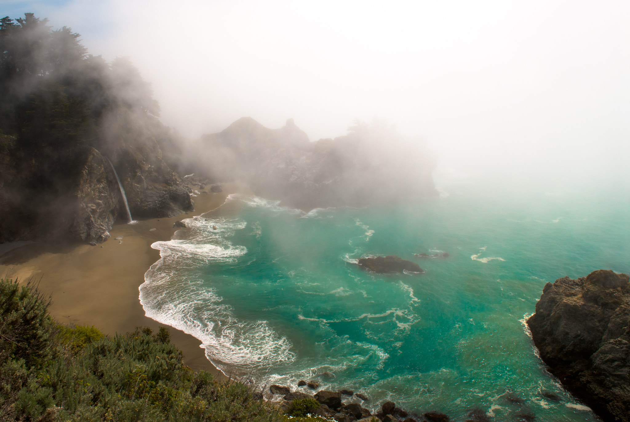 Photograph Mcway Falls by Jeremy Wood on 500px