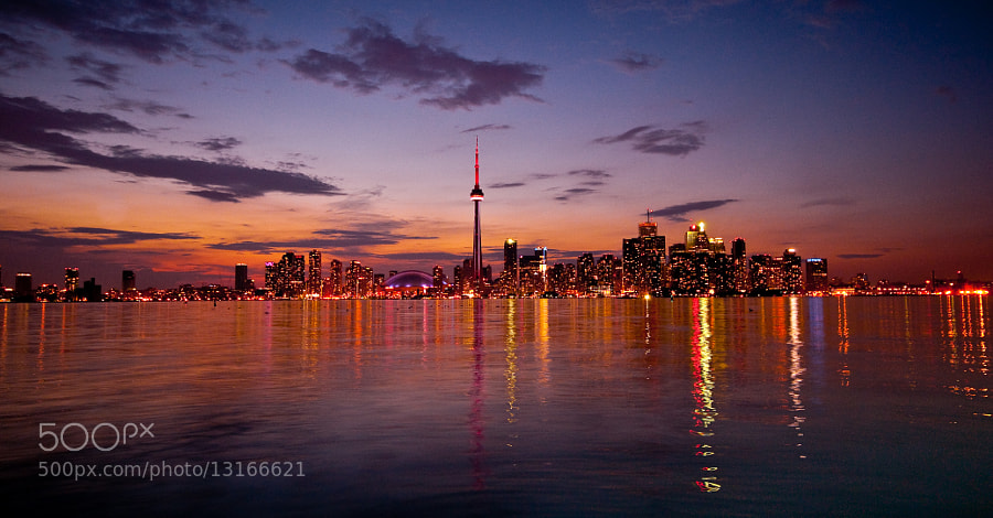 Photograph TORONTO by WilsonAxpe /  Scott Wilson on 500px