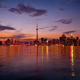 TORONTO by WilsonAxpe /  Scott Wilson (wilsonaxpe)) on 500px.com