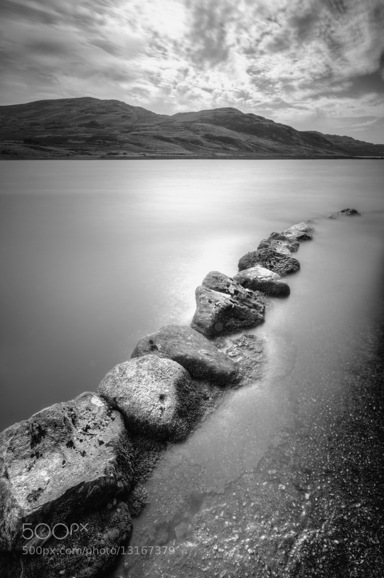 Photograph Devoke Water [mono] by Peter Henry on 500px