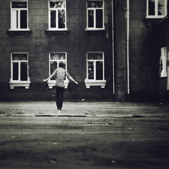 Photograph Schoolyard ghosts by Olia Pishchanska on 500px