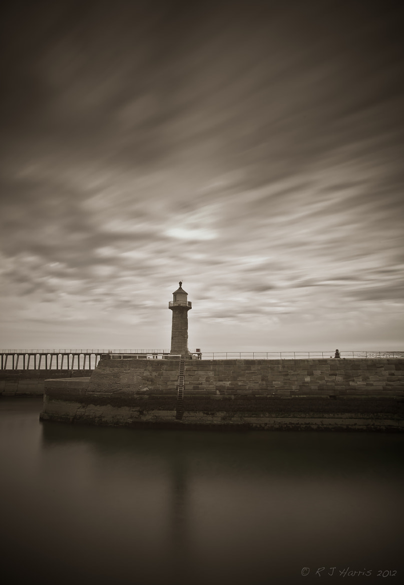 Photograph The Pier  by Rob Harris on 500px