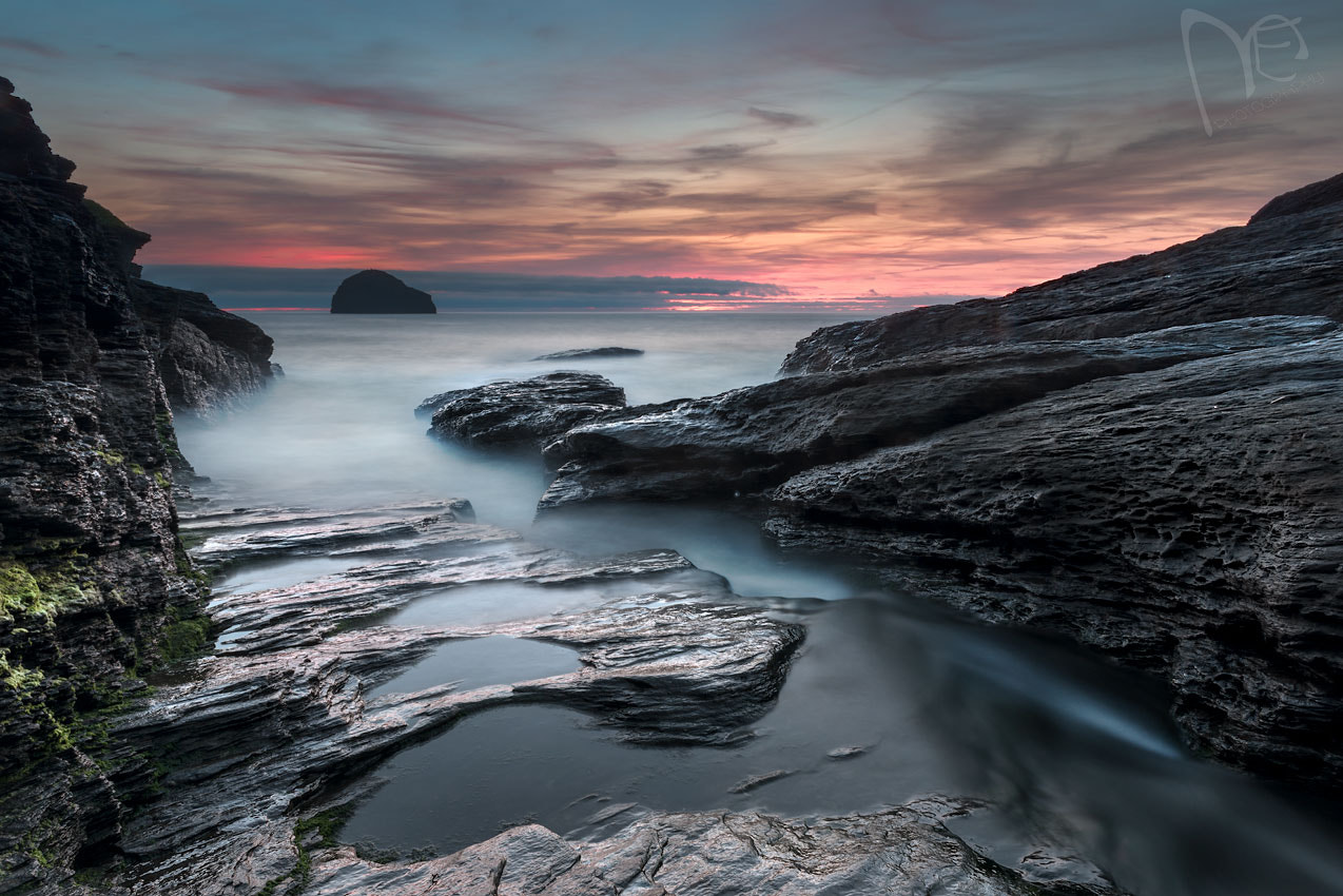 Photograph Trebarwith Strand by Marc Elliott on 500px