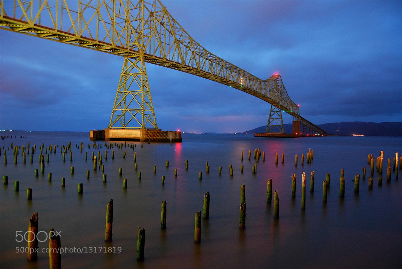 Photograph Astoria Bridge by Brendan Lilly on 500px