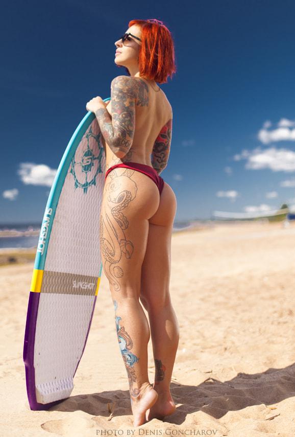 surfing by Denis Goncharov on 500px.com