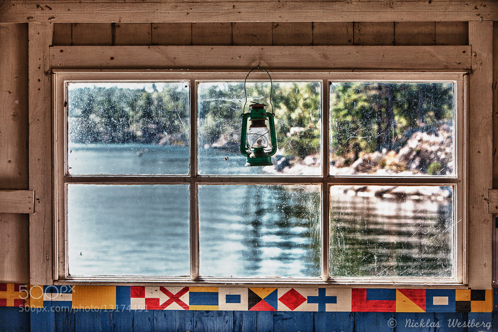 Photograph Window by Nicklas Westberg on 500px