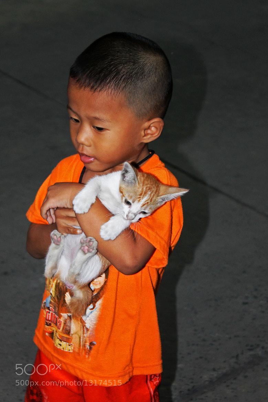 Photograph Coccole Thailandesi  by Antonella Barra on 500px